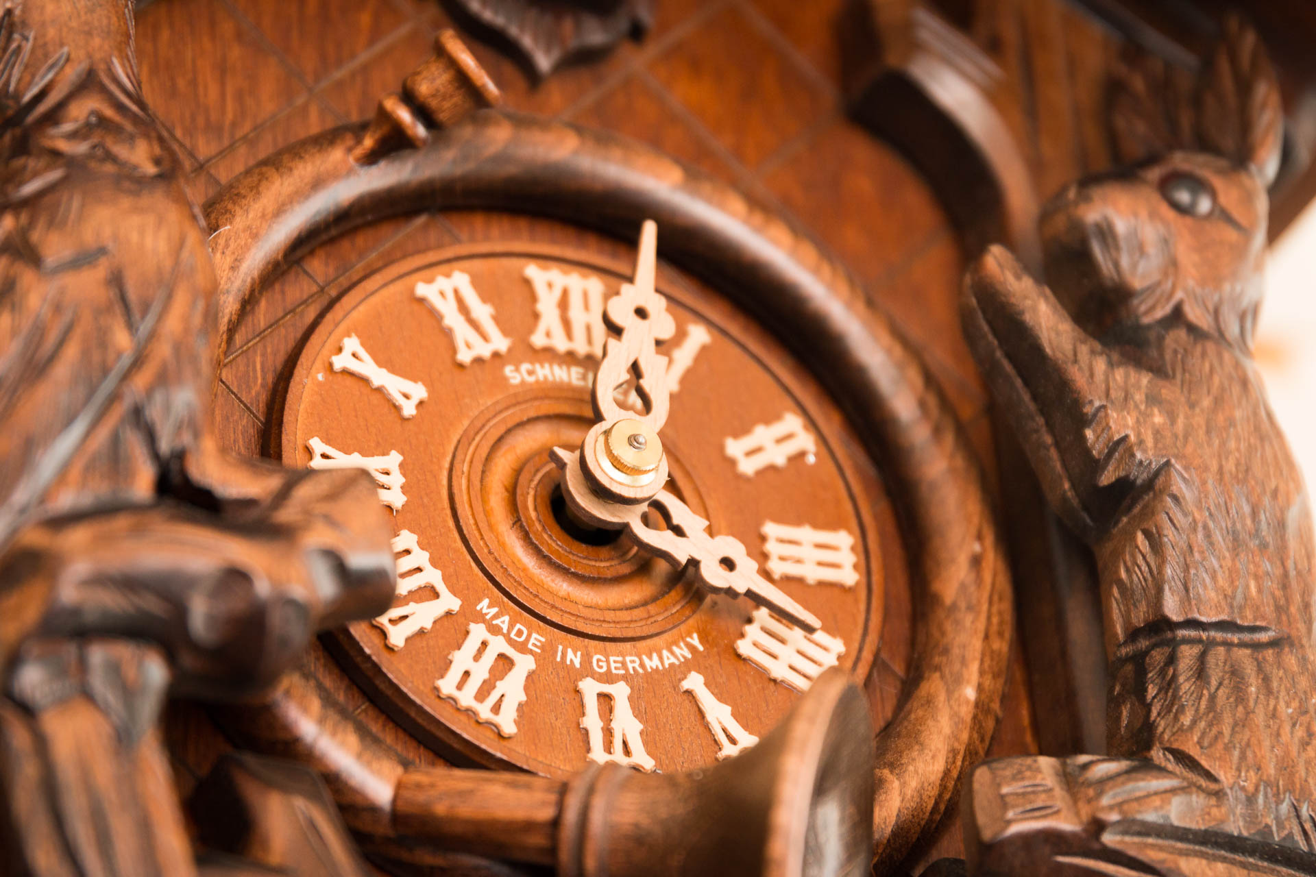 The Mechanical Clock Maintenance NEVER EVER LIST